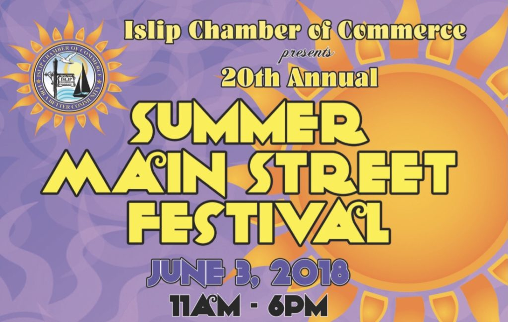 20th Annual Summer Main Street Festival