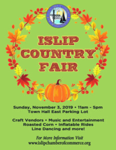 Islip Country Fair @ Town Hall East Parking Lot